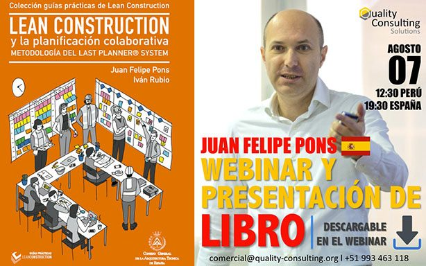WEBINAR GRATUITO DE LEAN CONSTRUCTION